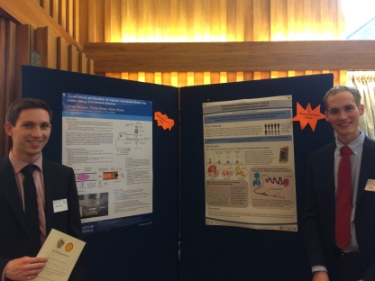 Shell Churchill Research Prize 1
